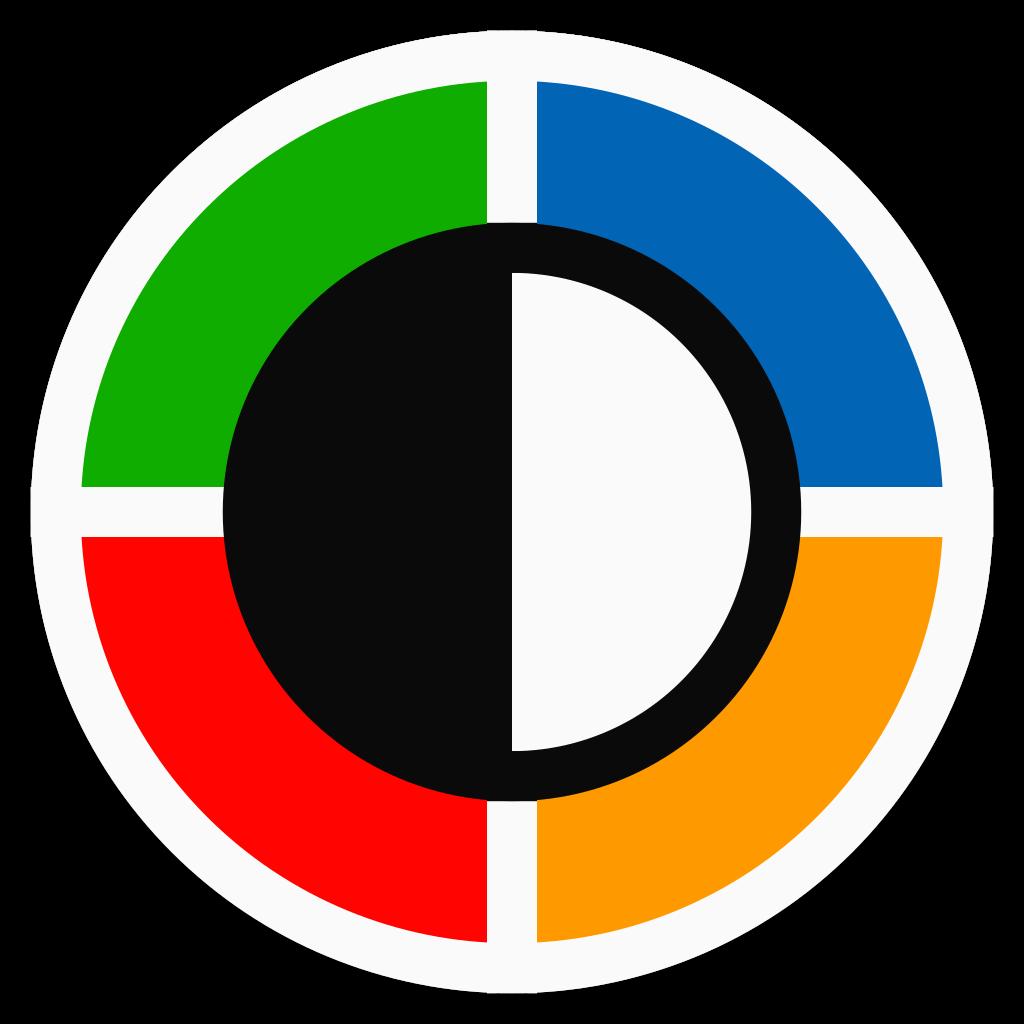 Perfect Contrast app icon